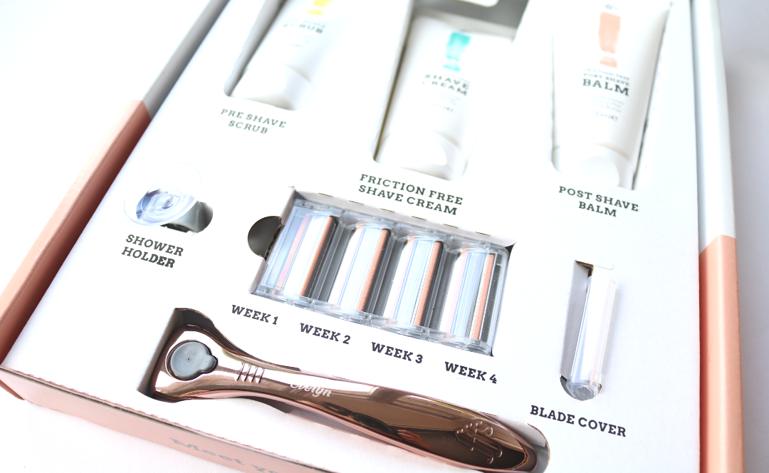 Friction Free Shaving Gift Box review