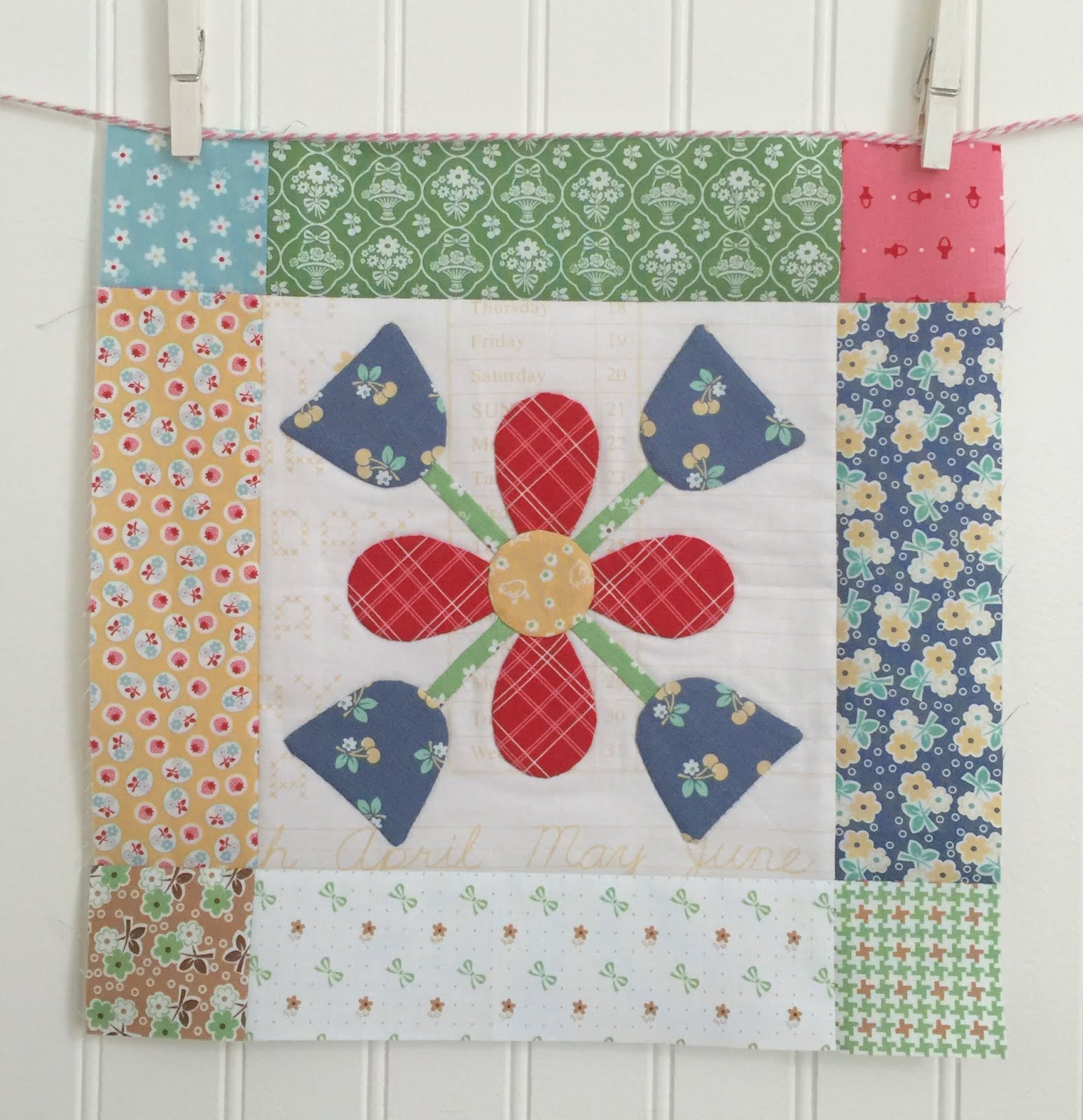 BLOOM Sew Along! 2