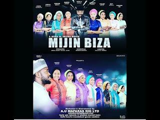 Nura M Inuwa Mijin Biza