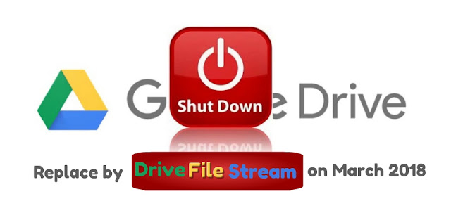 Google Drive shut down