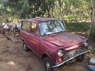 Dijual Mobil Klasik Kotak Sabun Mazda B600 ...Layak Dikoleksi !!!