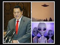 Menteri Pertahanan Jepang Komentari UFO
