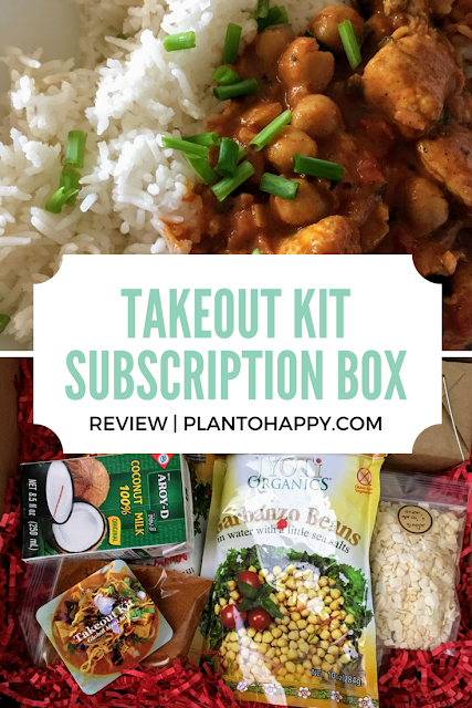 Takeout Kit is a meal kit with a two month shelf life. They send you everything you need to make an outstanding takeout style meal at home.