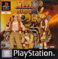 Metal Slug X PS1