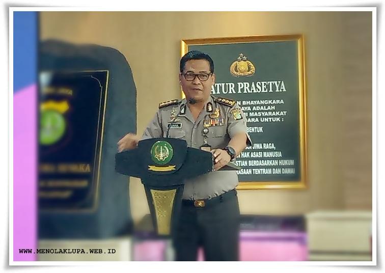 Kabid Humas Kapolda Metro Jaya Kombes Pol Argo Yuwono