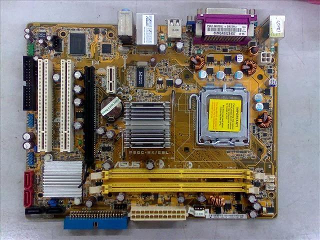 STUDI FOR ALL: Driver Asus Intel Platform P5GC-MX/GBL