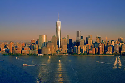 The New World Trade Center... New York