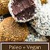 Paleo Chocolate Fudge Truffles (Vegan)