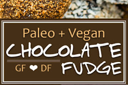 Paleo Chocolate Fudge Truffles (Vegan)