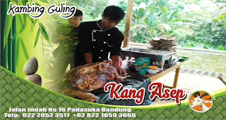 Kambing Bakar di Bandung