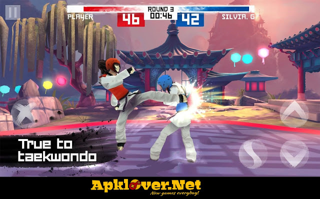 Taekwondo Game MOD APK unlimited money & premium