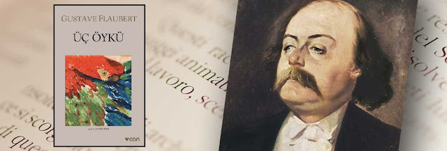 Üç Öykü Gustave Flaubert