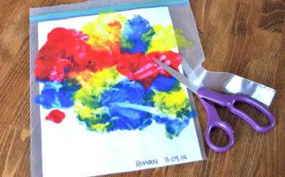 الوان مقص تلوين scissors coloring