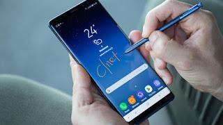 Cara Mengatasi Baterai Samsung Galaxy Note 8 Boros