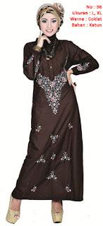 SALE 65% | Gamis Murah | Baju Muslim Murah | Gamis Syar'i Grosir 36