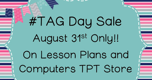Happy #TAGDay Teachers!!