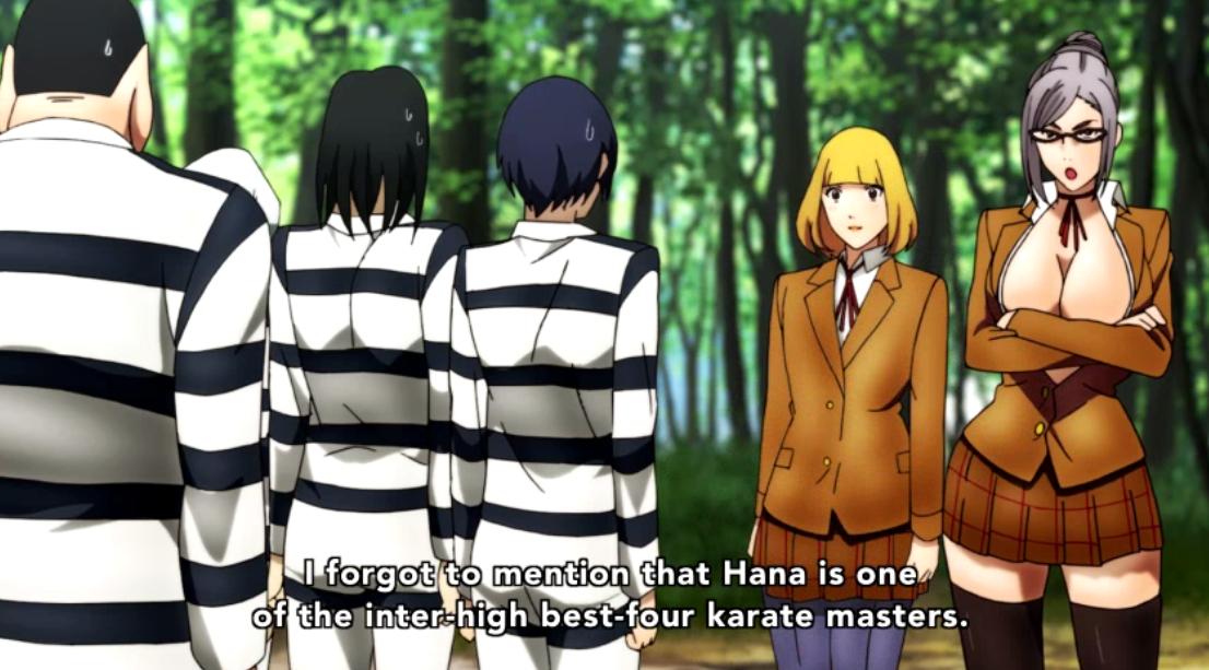 prison school episode 1