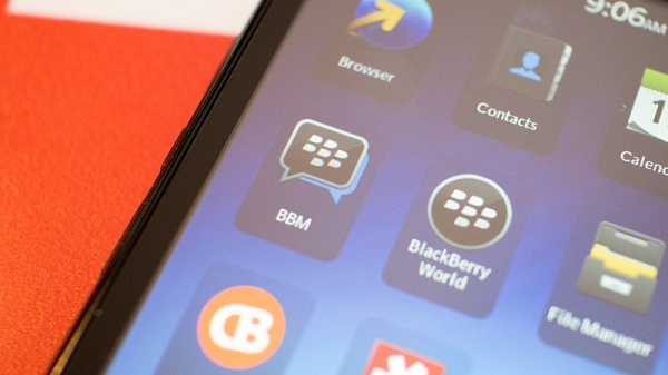 EMS company held in partnership with BlackBerry to offer communications solutions for business