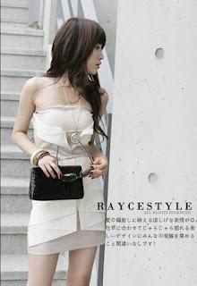 Model Baju Feminin Ala Korea Terbaru 2017 - 2018