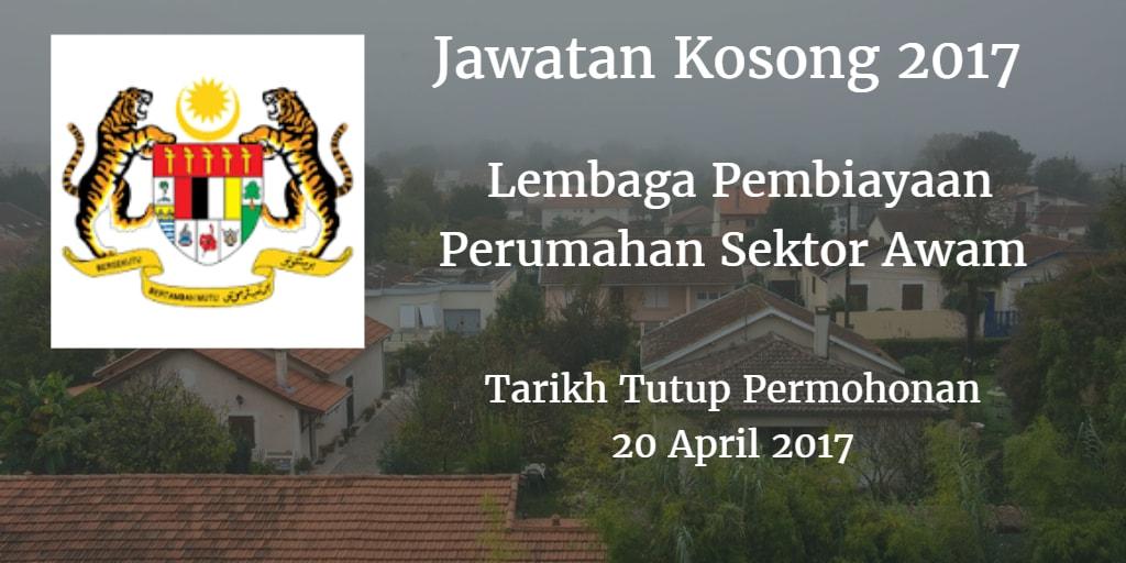 Jawatan Kosong LPPSA 20 April 2017