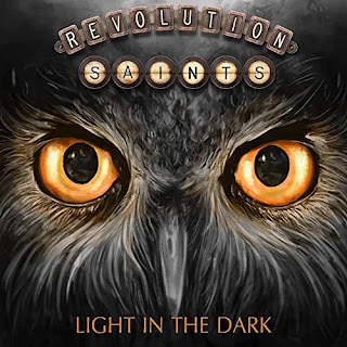 "Revolution Saints - ""I Wouldn't Change A Thing"" (video) from the album ""Light in the Dark"""