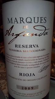 marqués-de-arfanda-reserva-vendimia-seleccionada-2009-rioja-tinto