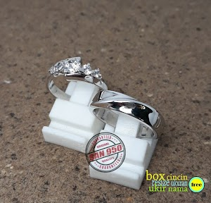 cincin palladium P6175DS
