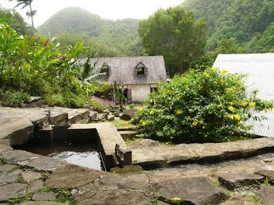 Habitation La Grivelière, Vieux-Habitants, Guadeloupe