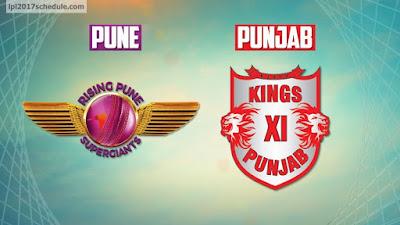 Kings Xi Punjab vs Rising Pune Supergiant IPL 2017 Match Prediction Live 4.00pm