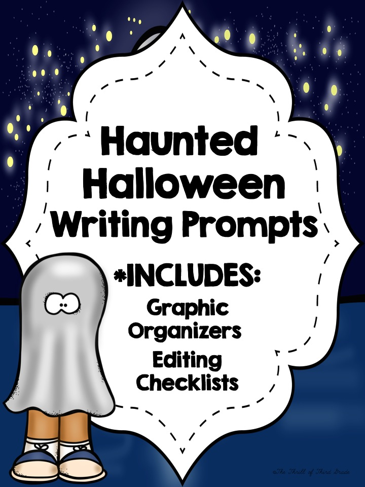The Best of Teacher Entrepreneurs III: Halloween Writing