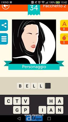 Iconica Italia Pop Logo Quiz soluzione pacchetto 2 livelli 34-50