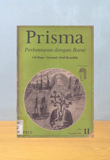 Majalah Prisma: Perbenturan dengan Barat