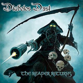 """Το τραγούδι των Diabolos Dust """"Sanity"""" από το album """"The Reaper Returns"""""""