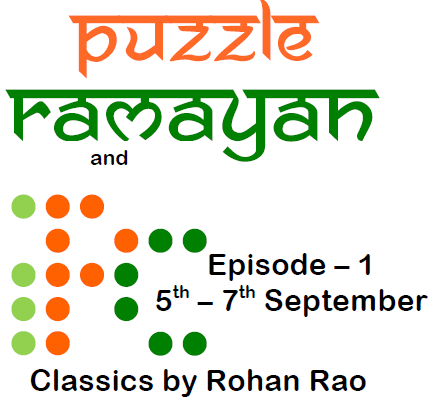 Puzzle Ramayan and Indian Puzzle Championship 2016 Qualifier