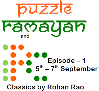 Puzzle Ramayan and Indian Puzzle Championship 2016 Qualifier-Classics