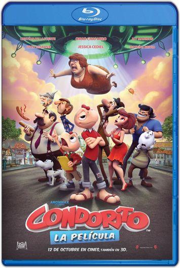 Condorito La Película (2017) HD 1080p y 720p Latino