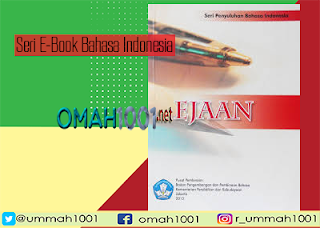 E-Book Seri Bahasa Indonesia: Ejaan