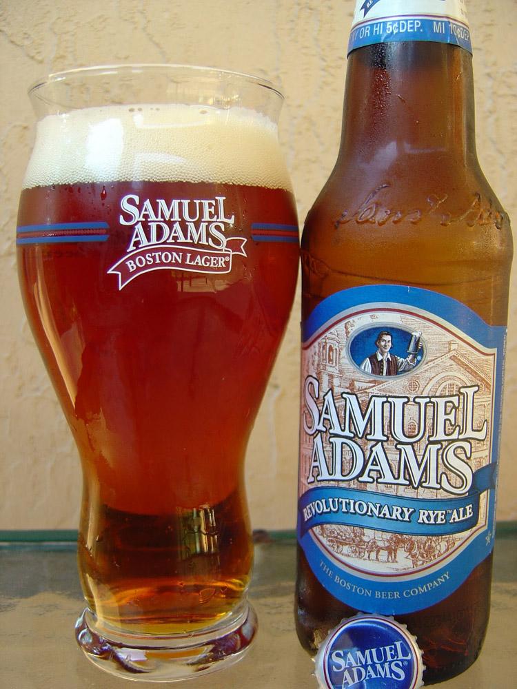 D A H L T A Y L O R A R T Sam Adams