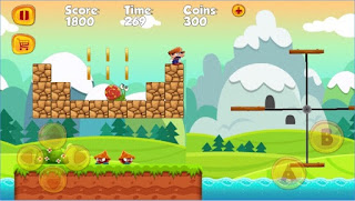 Game Super Mar Jungle Apk