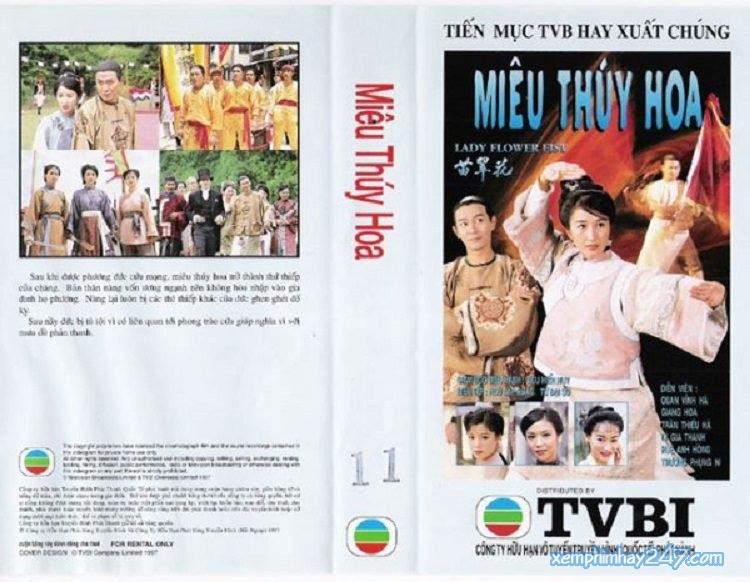 http://xemphimhay247.com - Xem phim hay 247 - Miêu Thúy Hoa (1997) - Lady Flower Fist (1997)