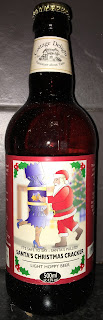 Santas Christmas Cracker (Staffordshire Brewery)