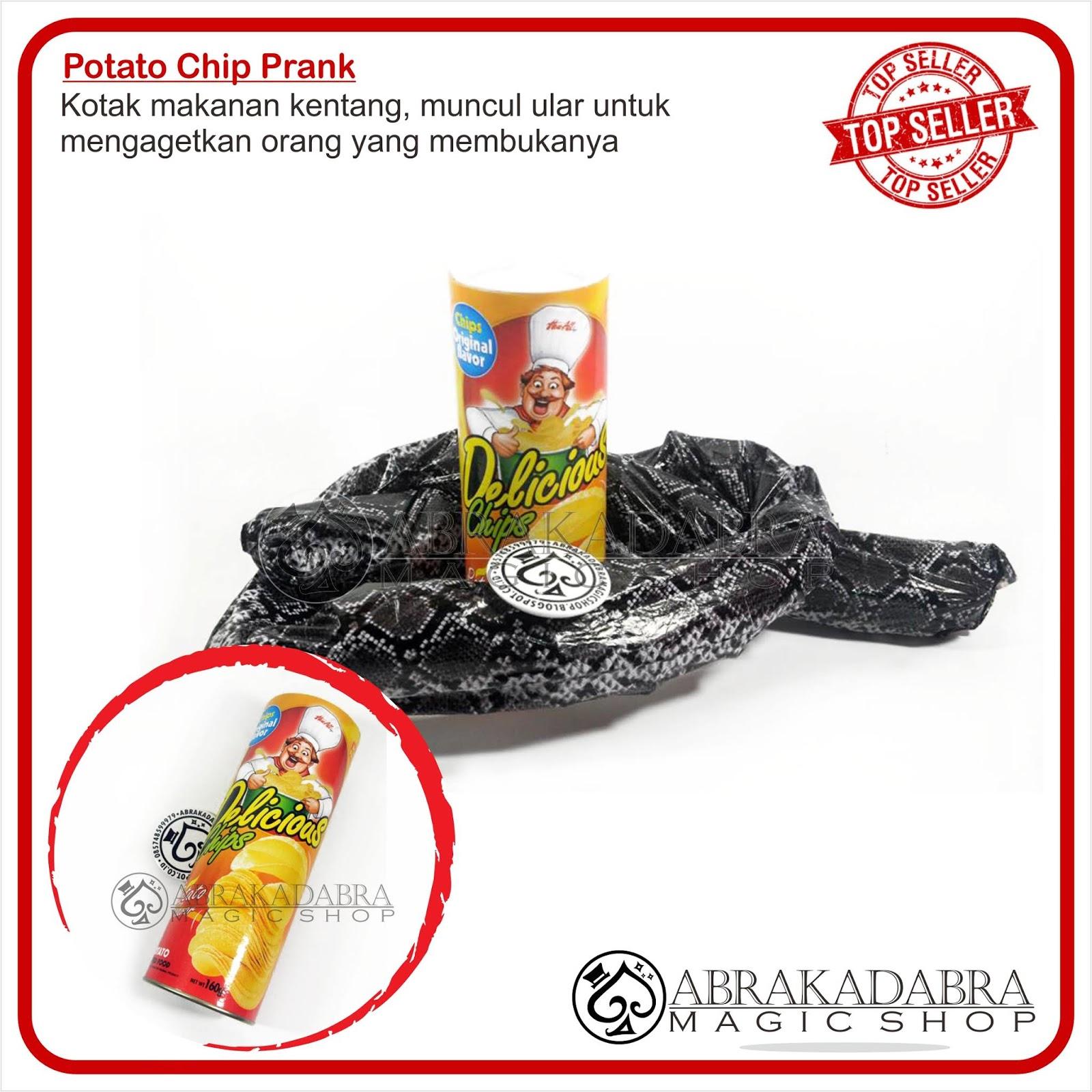 Potato Chip Prank