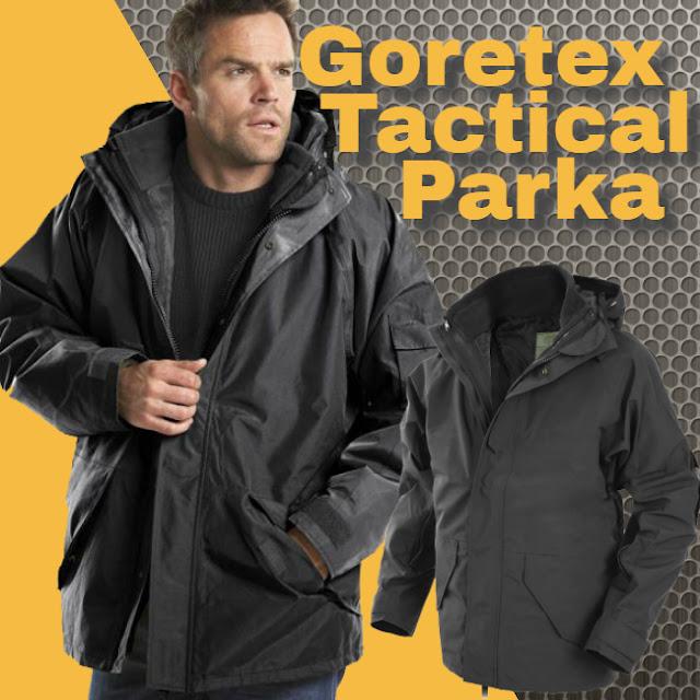 goretex ceket