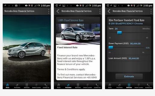 Mercedes Benz Financial Services Singapore Blazes Digital Trail With