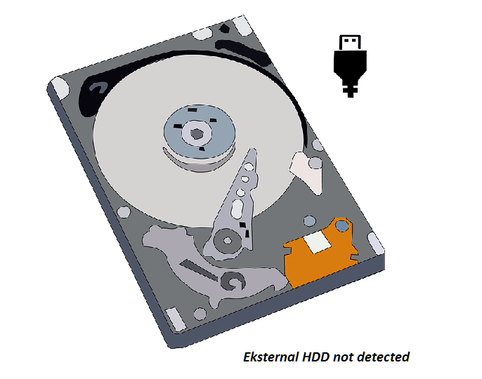 eksternal hdd