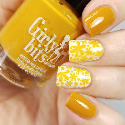 Girly Bits Cosmetics Butternut Leave Me Fall 2017 Collection Part 1 Swatches and Review