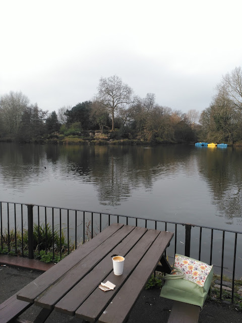 Battersea Park Lake Cafe