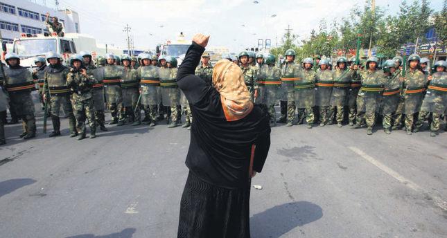 China Minta Dunia Apresiasi Penanganan Terorisme di Xinjiang