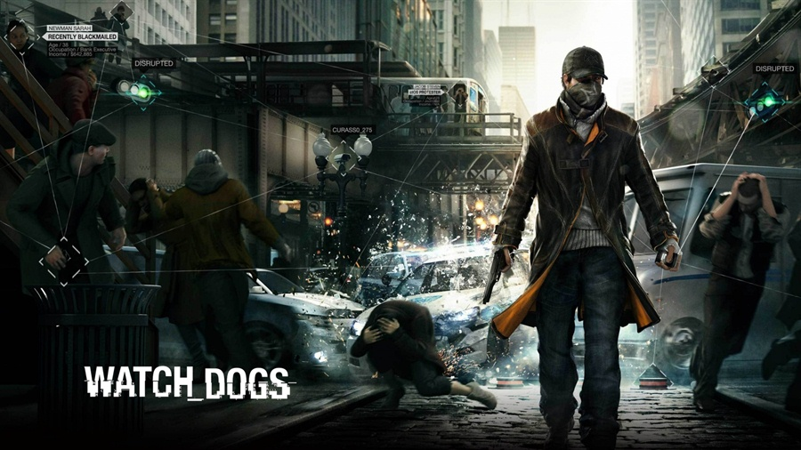 Watch Dogs PC Download Poster