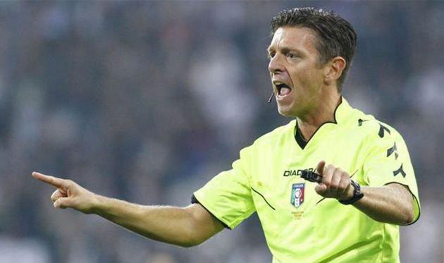УЕФА назвал арбитра на финал Лиги Европы